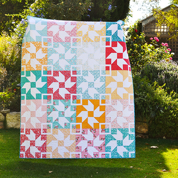 Down Grapevine Lane: New Quilt Patterns!