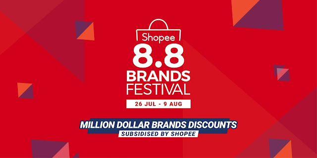 Shopee 10 10 Brands Festival Celebrates Brands With Exclusive Deals
