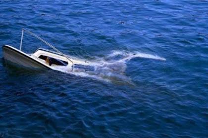 Sebanyak 12 Orang Pemancing Mengapung di Laut Selama 2 Hari Kapal Yang Dinaiki Karam