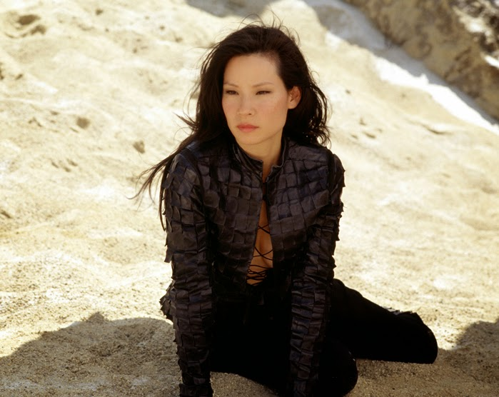 Lucy Liu: Charlie's Angels: Full Throttle