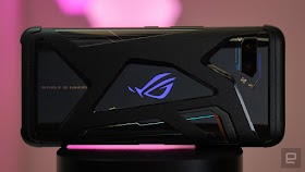 ASUS announces the ROG Phone II with a Snapdragon 855 Plus and 120Hz OLED display
