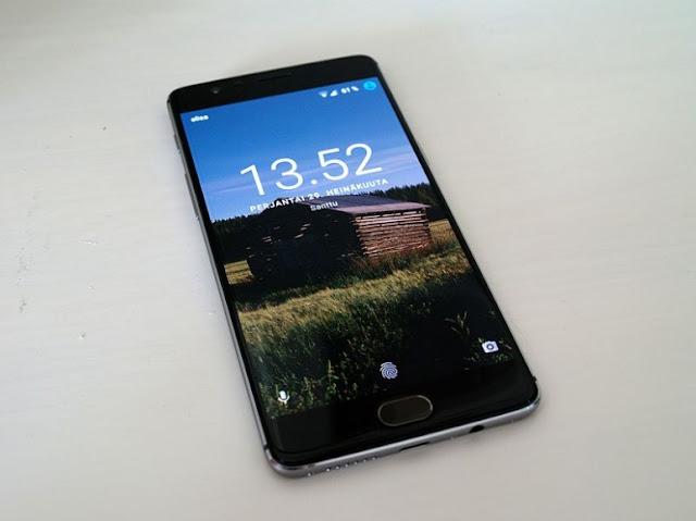 OnePlus mobile phone - OnePlus 3