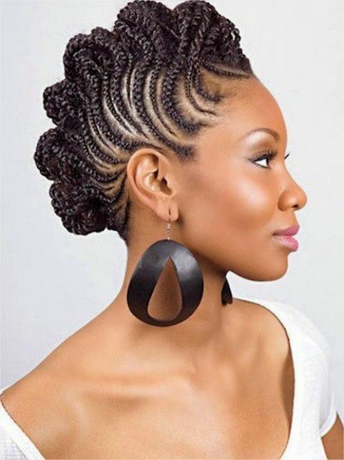 Fantastic Top Hairstyles Models Top 10 Black Women Hairstyles 2015 Ideas Short Hairstyles Gunalazisus