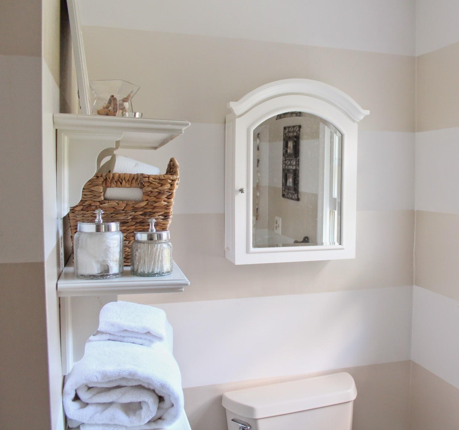 Working Around Almond Bathroom Fixtures  Shine Your Light