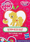 My Little Pony Wave 13A Ribbon Heart Blind Bag Card