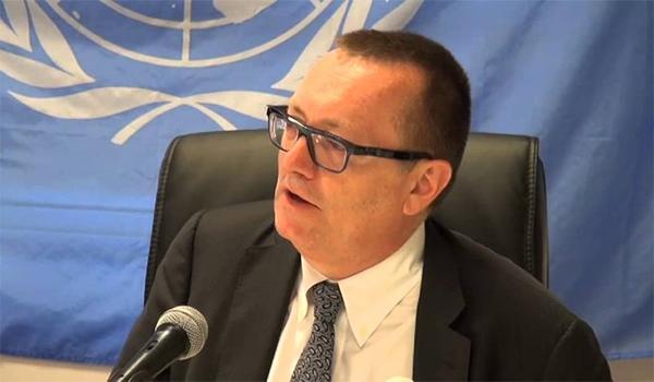 """""""Ya le dije a Maduro y a Falcón, que no enviaremos Observadores Electorales"""", la ONU"""
