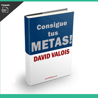 Consigue tus Metas de David Valois