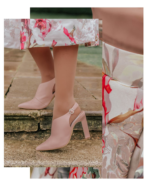 Moda in Pelle Cari Nude Leather Heels Review