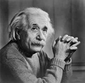 الوجه العنصري لاينشتاين