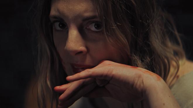 Lauren Beatty sedienta de sangre