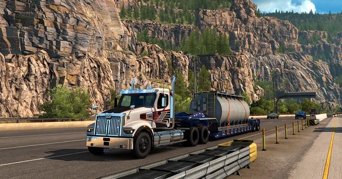 Colorado é o novo estado do American Truck Simulator
