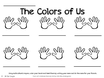 photo relating to Black History Month Printable Activities named Minimal Miss out on Kindergarten - Classes towards the Small Purple