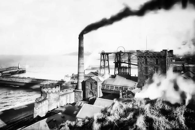 Wellington Pit, Whitehaven