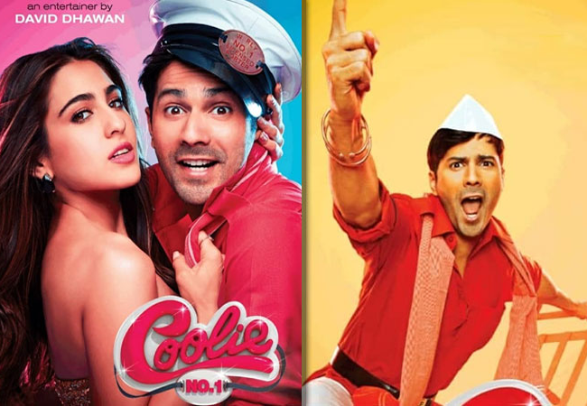 special role of Govinda in coolie no1, coolie no1 Varun Dhawan, coolie no1 Sara Ali khan, coolie no1