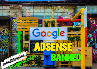 GOOGLE ADSENSE BANNING   HOW TO GET UNBANNED AND FIX CLICKING ISSUE