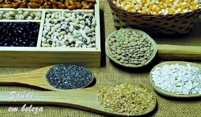 Os beneficios das fibras alimentares na saúde