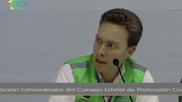 Gobernador de Chiapas regaña a Secretario de Salud en plena sesión (VIDEO)