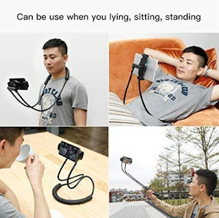 Hanging Neck Mobile Holder Coolest Gadgets Amazon 2020