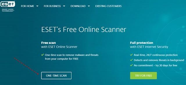 Website Scan Virus Online Gratis