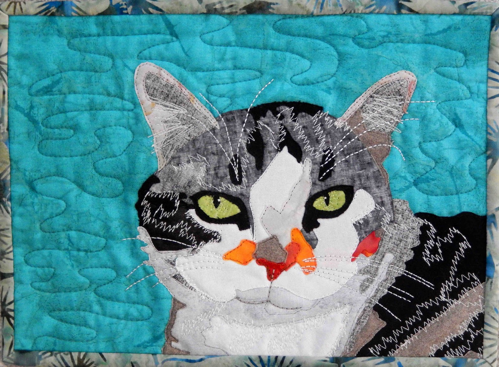 Cat Patches My Finished Quilts Gallery
