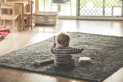 Rekomendasi Mainan Bayi 1 Tahun yang Mampu Mengasah Kecerdasan Anak