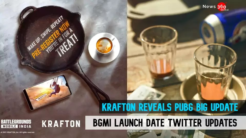 PUBG Mobile India - Battlegrounds Mobile India Latest Update, Krafton Leaked - Expected BGMI Launch Date