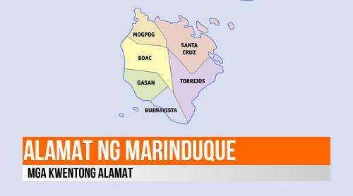 Ang Alamat ng Marinduque