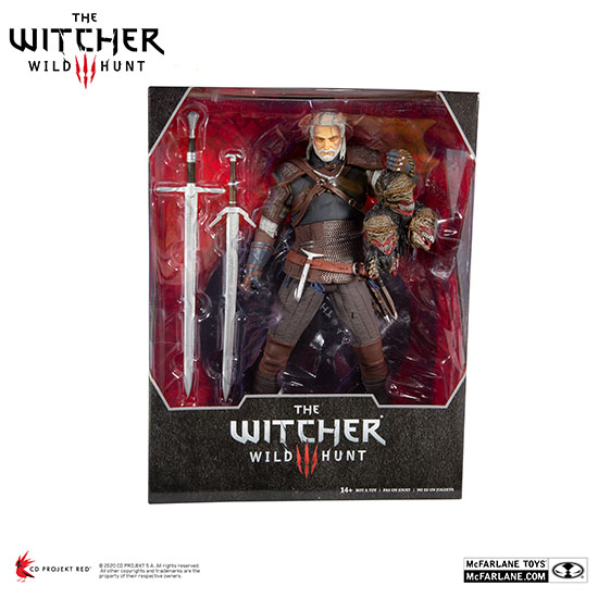McFarlane The Witcher 3: Wild Hunt Toys