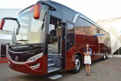 Cari Tempat Sewa Bus Semarang