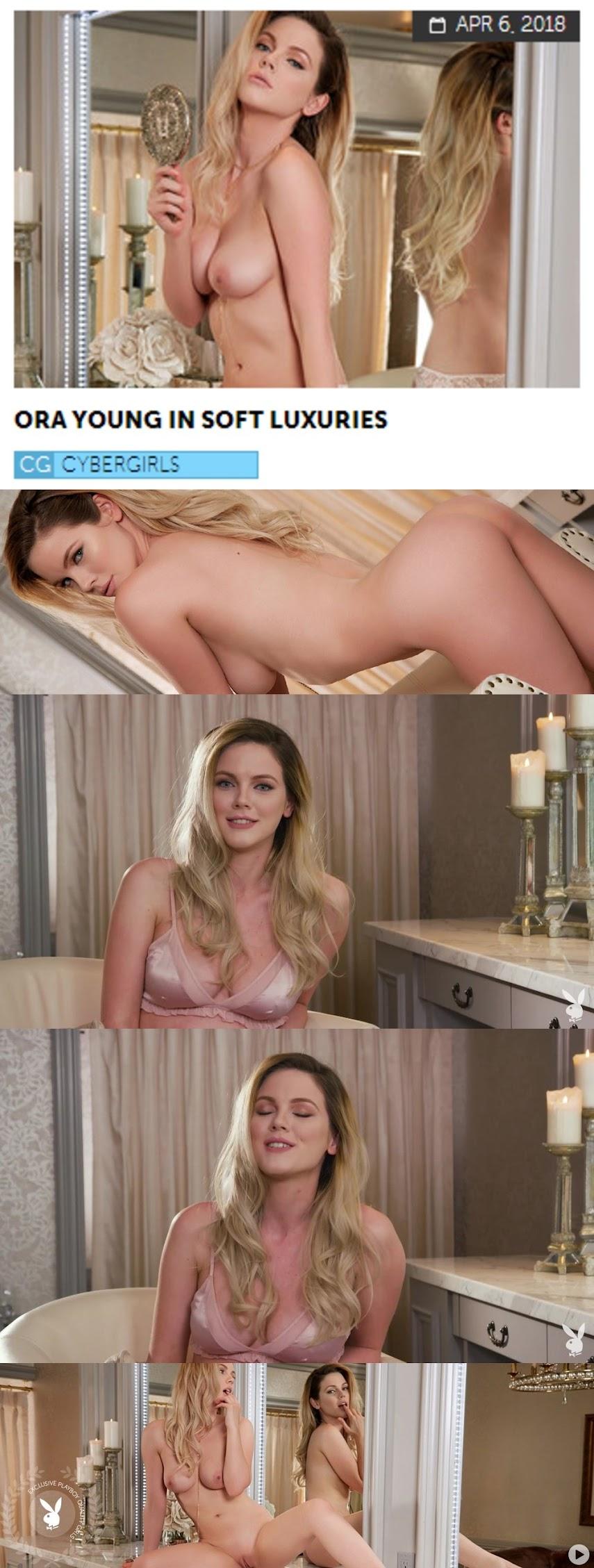 Playboy PlayboyPlus2018-04-06 Ora Young in Soft Luxuries - idols