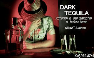 Dark Tequila: Kaspersky descobre campanha de malware bancário na AL