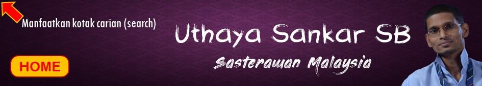 Uthaya Sankar SB