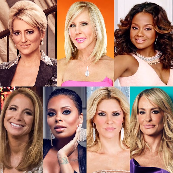 New Sources Confirm 'Real Housewives All-Stars' Season 2 Cast Will Include Dorinda Medley, Vicki Gunvalson, Phaedra Parks, Jill Zarin, Eva Marcille, Brandi Glanville And Taylor Armstrong!