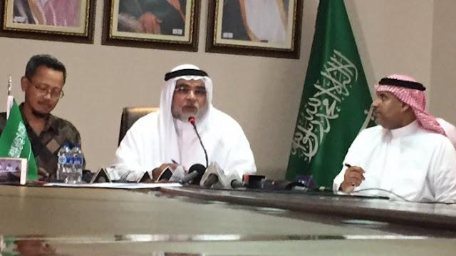 Arab Saudi Klarifikasi Soal 'Keamanan HRS di Luar Saudi Tak Terjamin'