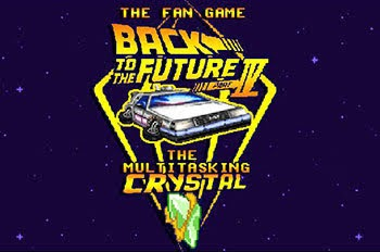 ¡Traducción The fan game: Back to the Future IV: The Multitasking Crystal!