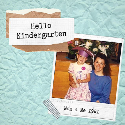 I'm Moving to Kindergarten!