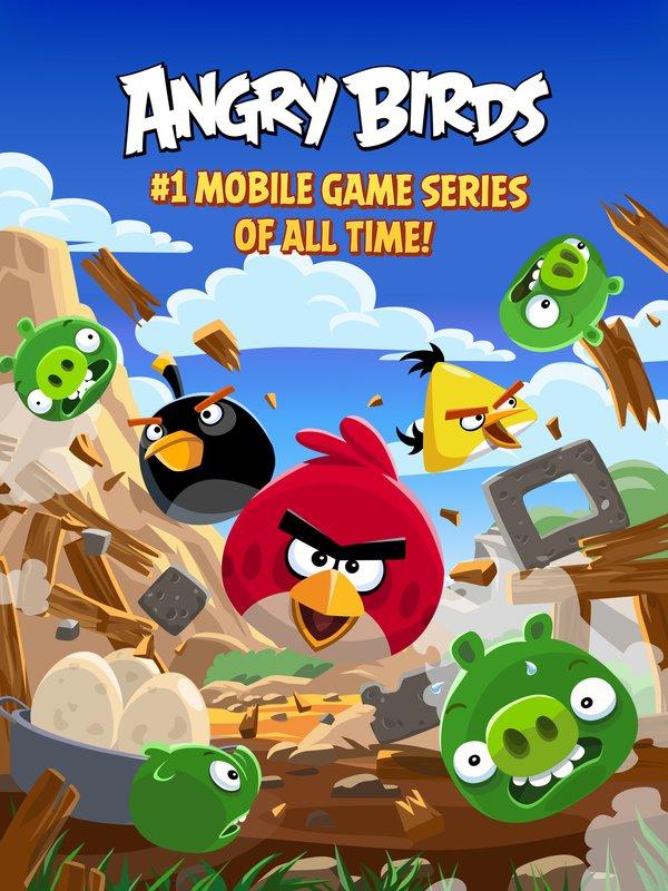 Angry Birds v7.8.7 Mod Apk (PowerUps/All Unlocked/Ad-Free)