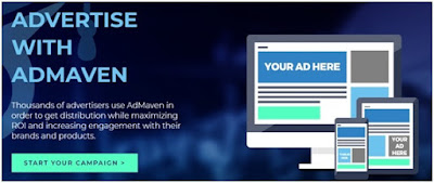 Ad-Maven for advertisers