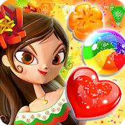 Sugar Smash: Book of Life - VER. 3.90.114.004281321 Unlimited (Lives - Coins) MOD APK