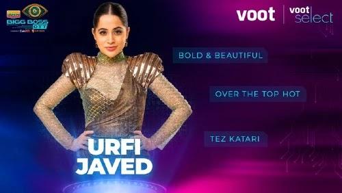 Bigg Boss OTT Contestant 9 - Urfi Javed