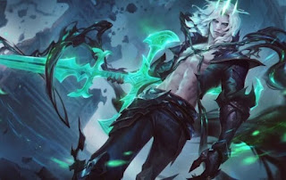 Viego Becomes New Champion in League of Legends