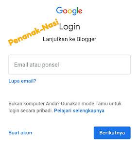 Cara Membuat Blog di Android Gratis 2020