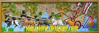 Motif  Ramayana