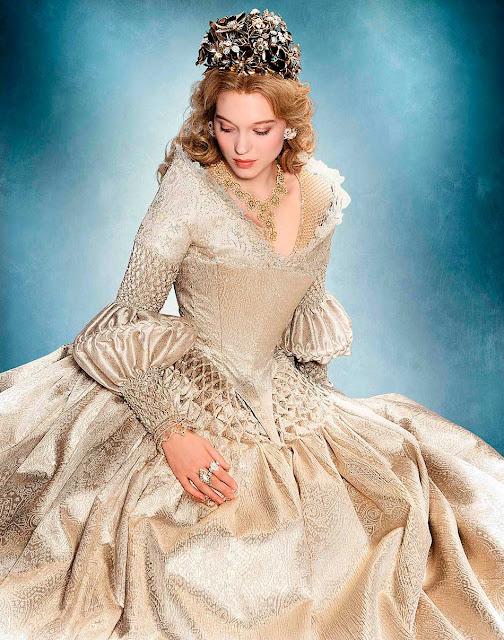 A bela e fera 2014 vestido branco