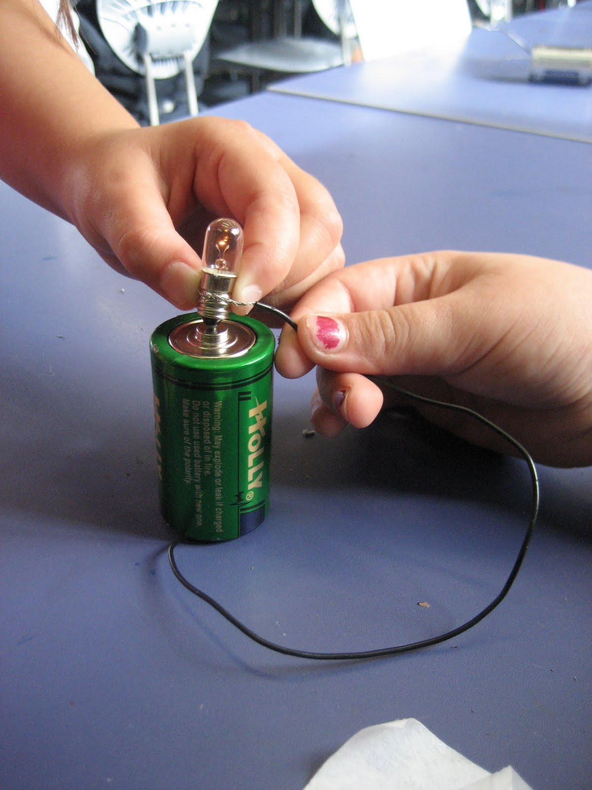 How To Make A Nightlight Science Ehs Investigating Electrical Circuits