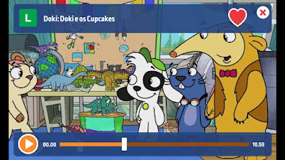 Pacote de conteúdos infantis estará disponível aos assinantes de celular da Claro e da Oi - Divulgação