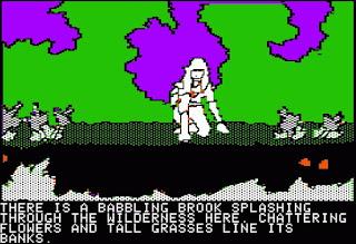 The Dark Crystal - Apple II
