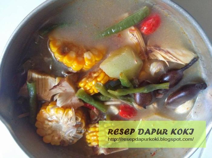 resep sayur asem,cara membuat sayur asem,bumbu sayur asem,resep sayur asem Jakarta