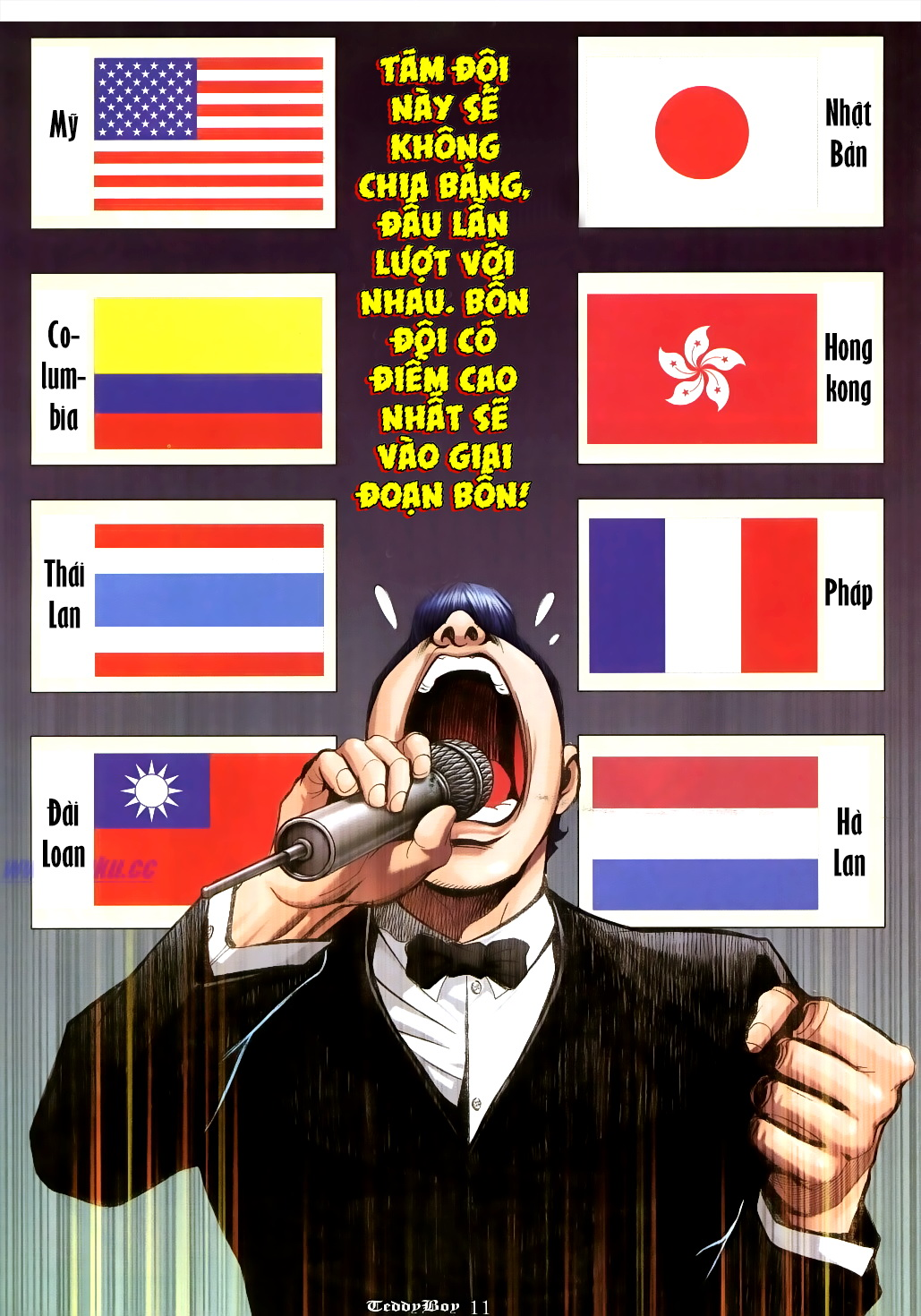 Người Trong Giang Hồ Chap 963 - Truyen.Chap.VN