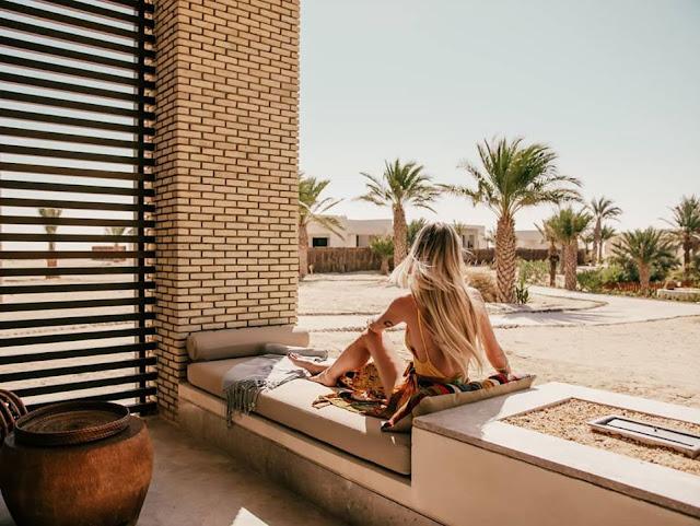 توزر افتتاح واحد من أفخم الفنادق في العالم